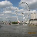 B.A London Eye (観覧車)