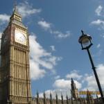 Big Ben(時計塔)で有名な国会議事堂