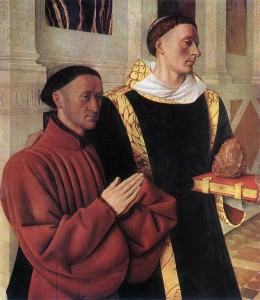 エティエンヌ・シュヴァリエと聖ステパノ