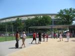 Waldstadion Entrance