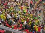 Togo Supporters in the stadium