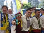 ウクライナサポーター