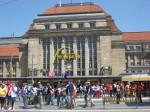 ライプツィヒ中央駅