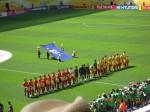 Spain vs Ukraine