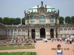 ツヴィンガー宮殿その1
