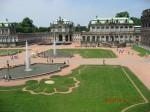 ツヴィンガー宮殿 その4